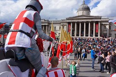 Jousting with St George
