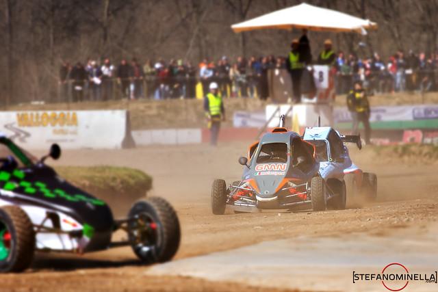 Marcello Pellicone vs Gabriel Di Pietro - TRX Kartcross