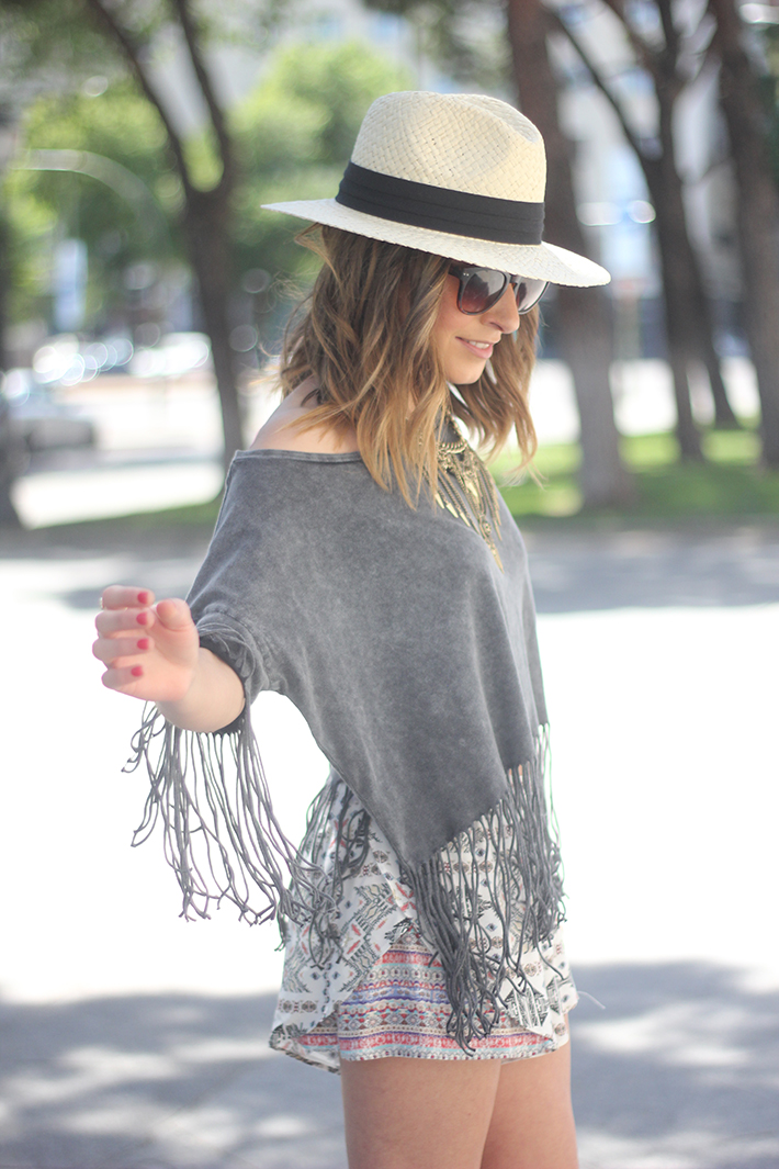 Boho Style Outfit C&A07