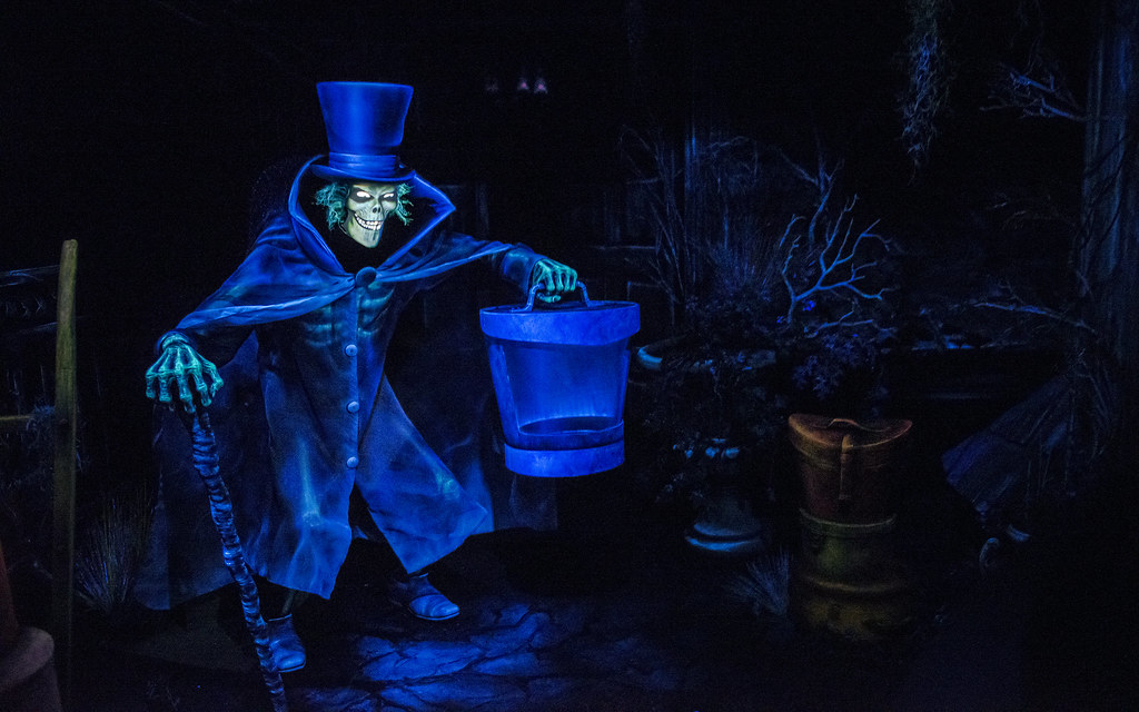 The Hatbox Ghost The Legend Is Back The Hatbox Ghost Made Flickr