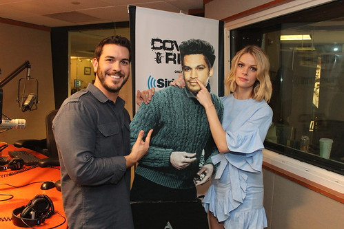 Brooklyn Decker returns to the Covino & Rich Show
