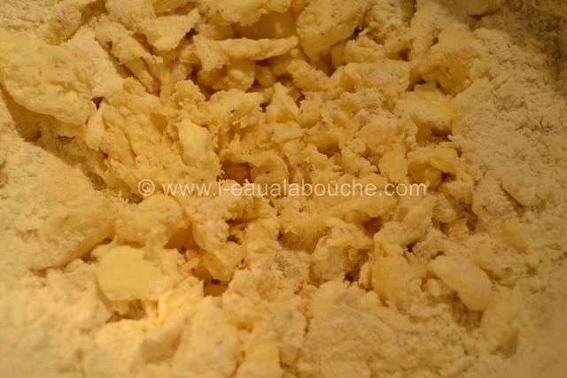 Pâte Sablée © Ana Luthi Tous droits réservés 02