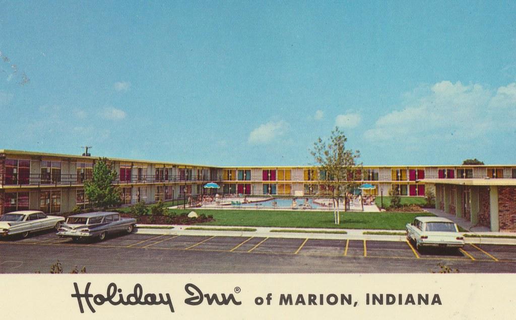 Holiday Inn - Marion, Indiana