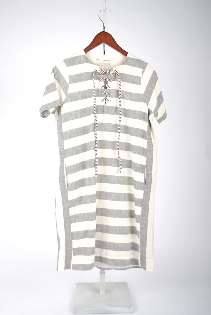 Laced Shift Dress