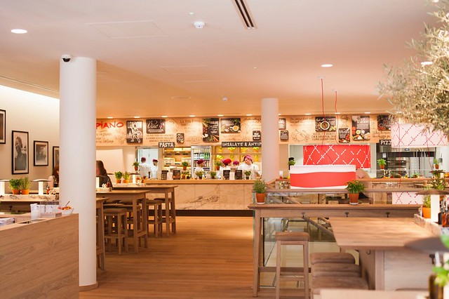 Win Dinner for Four + Two Bottles of Wine at Vapiano