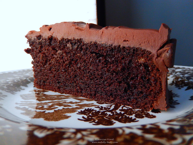 Chocolate Stud Cake