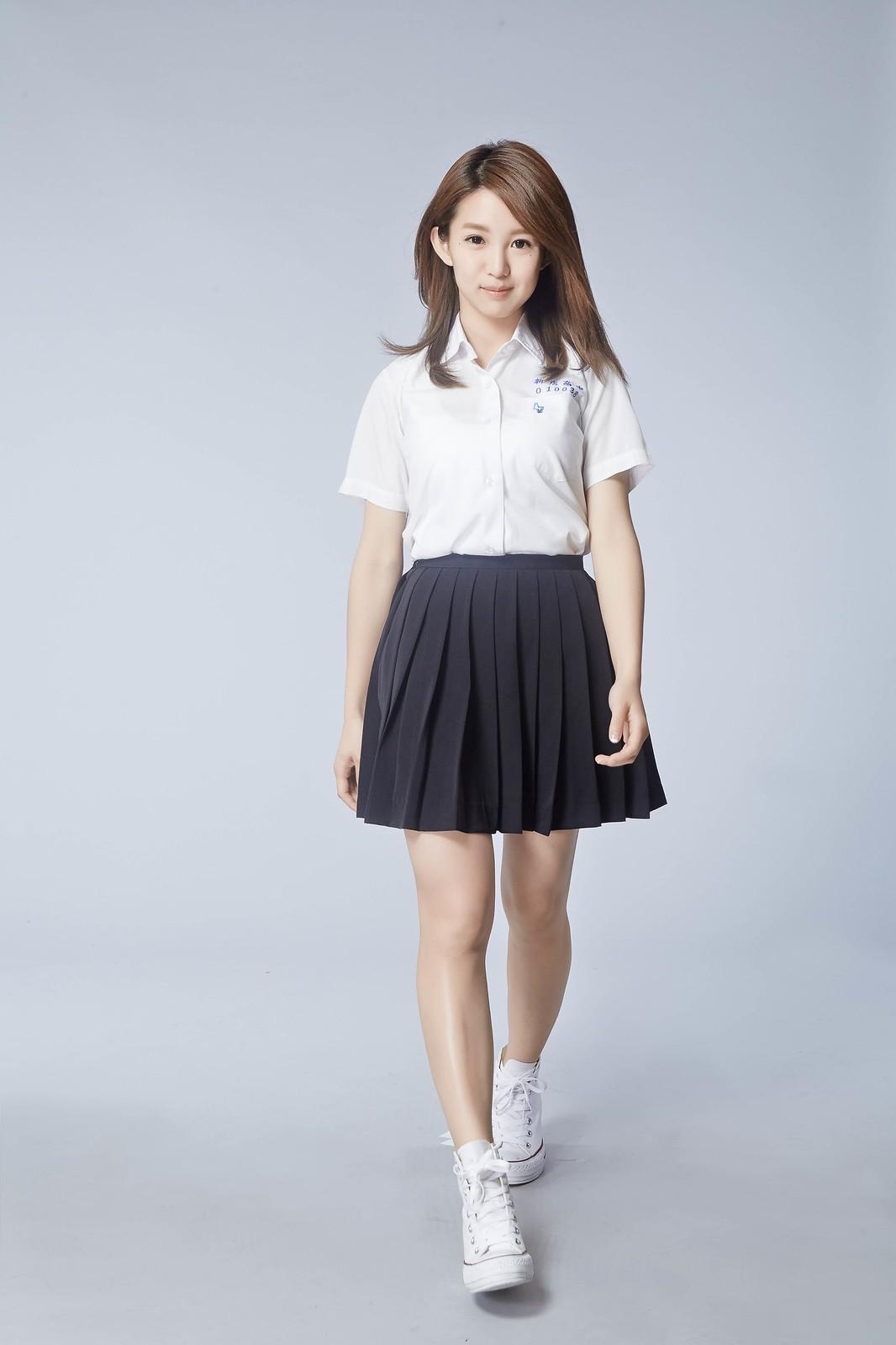 郭書瑤在新片《舞鬥》裡再次穿上制服,扮演熱愛跳舞的高中生 2