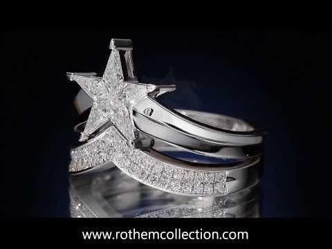 Star Shaped Wedding Rings Via Wedding Ideas Site Ift Tt 1p Flickr