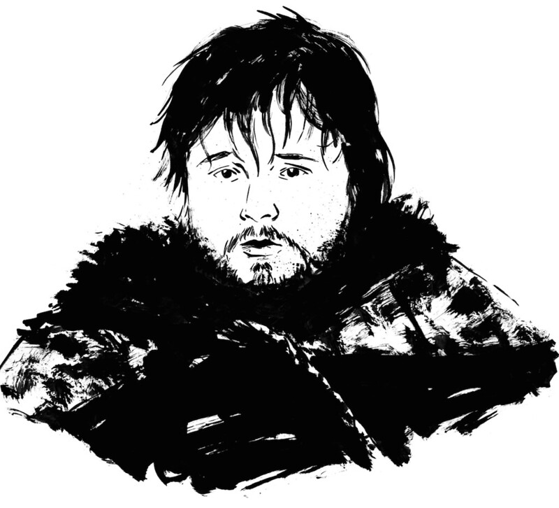 Sam Tarly / Game of Thrones