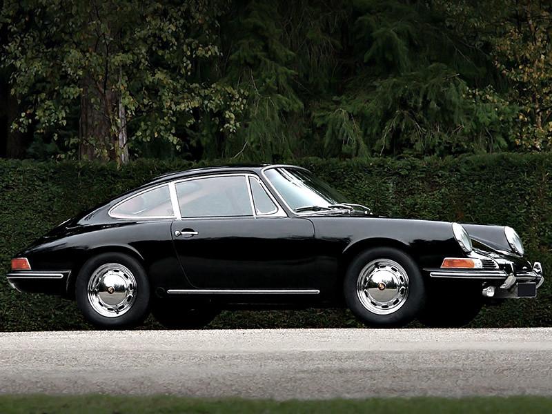 Porsche 912 Coupe. 1965 – 1969 годы
