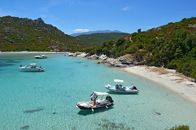 Coastal path, Calvi, Corsica