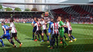 Brentford v Ipswich Town, Griffin Park, SkyBet Championship, Saturday 13th August 2016 | by CDay86