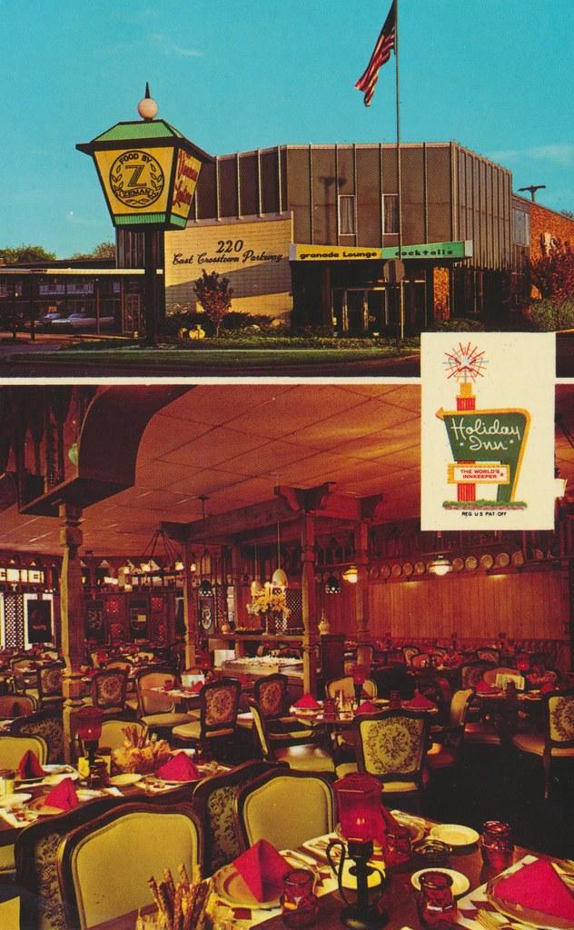 Holiday Inn Crosstown - Kalamazoo, Michigan