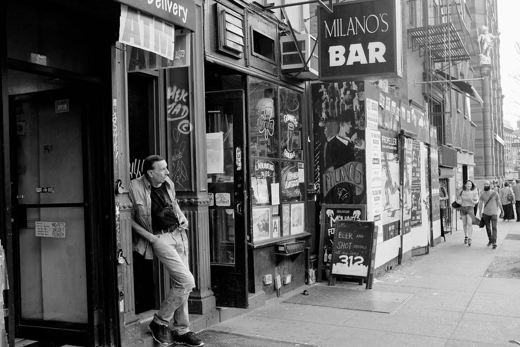 Milano 39 s bar new york new york b c lorio flickr for White bar milano