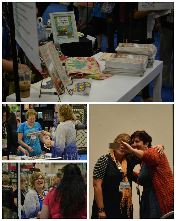 Pat Sloan School book signing market May 2015