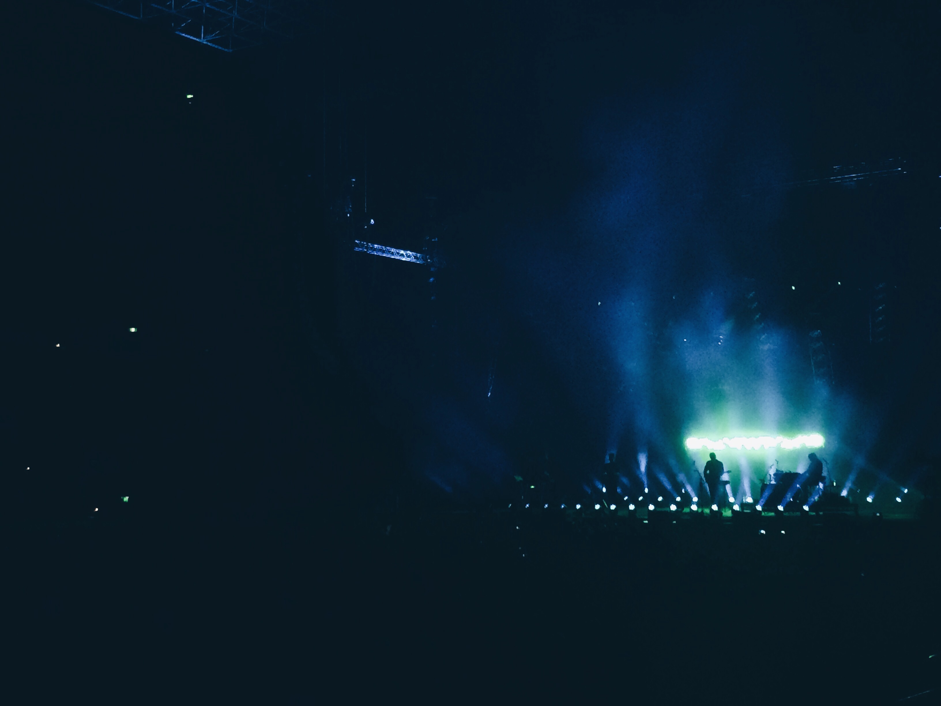 Ásgeir, alt-J, Rod Laver Arena, Melbourne, May 10 2015, live music, review, concert, Bramble and Thorn