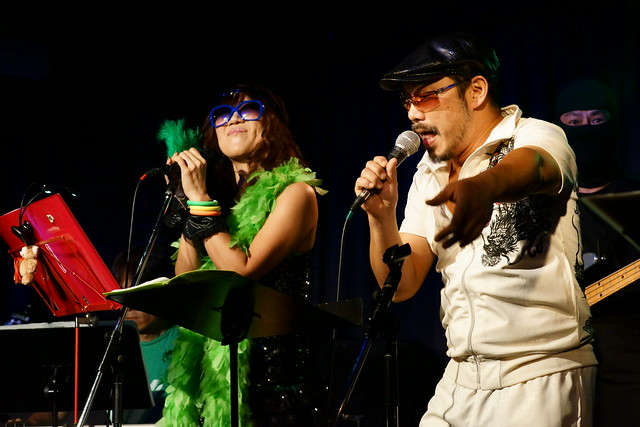 NEO FUNK live at Welcome back, Tokyo, 16 May 2015. 015