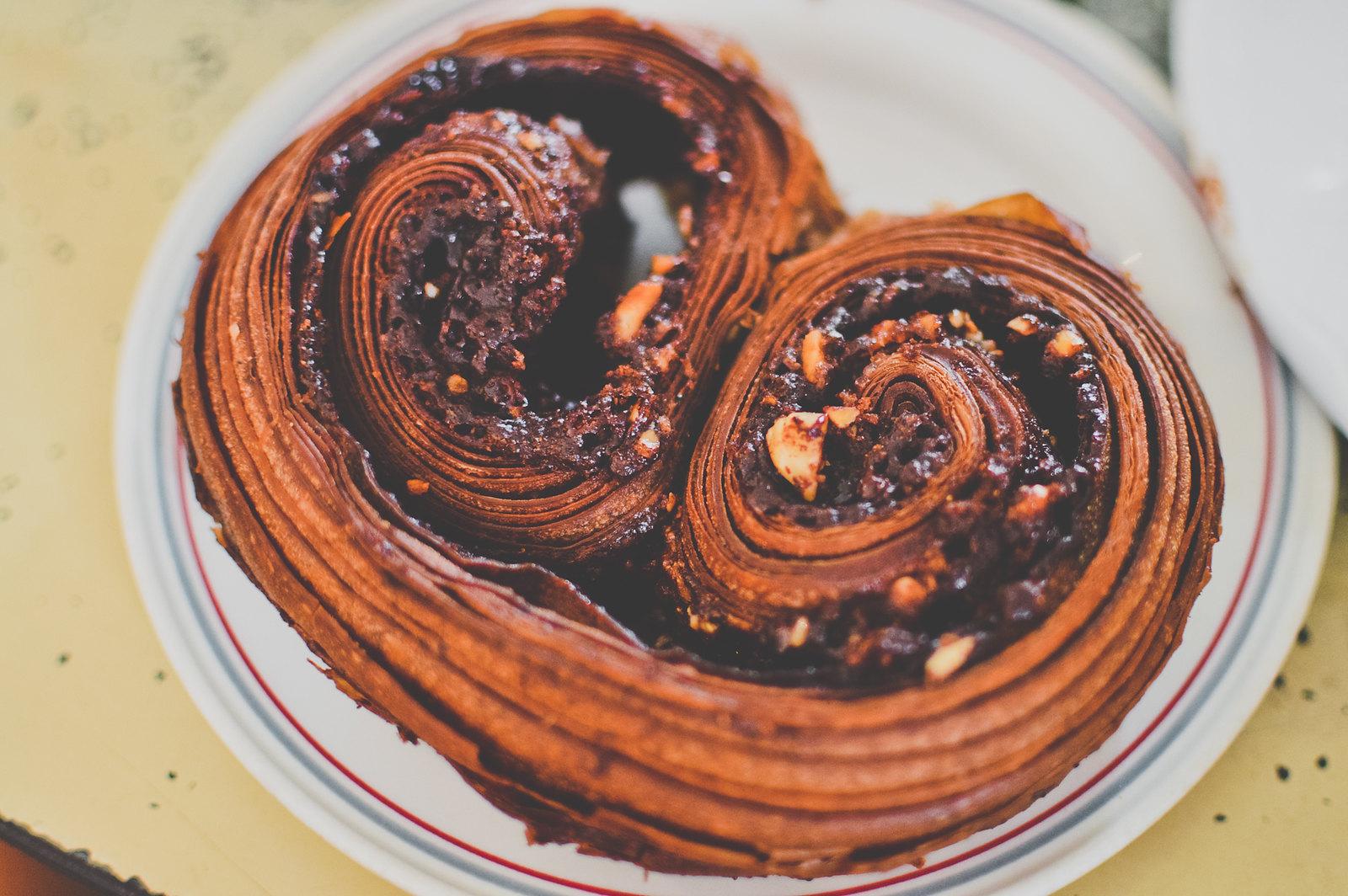 Tiong Bahru Bakery Chocolate Kouign Amann