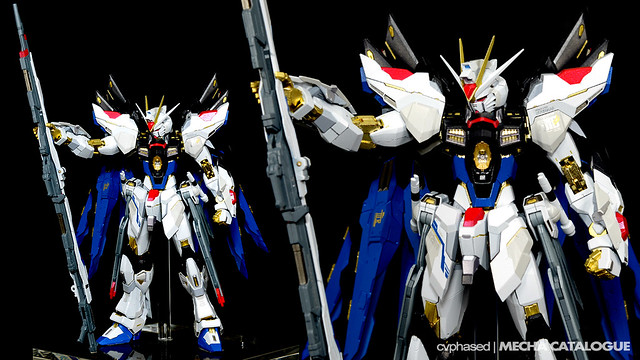 Tamashii Nations Summer Collection 2015 - METAL BUILD Strike Freedom Gundam