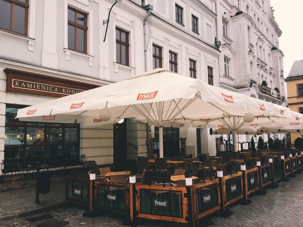 Dinner in Poland (5/26/15)