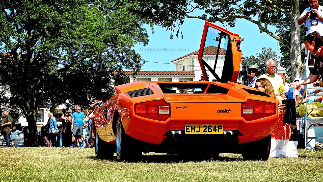 Greenwich Lamborghini Countach