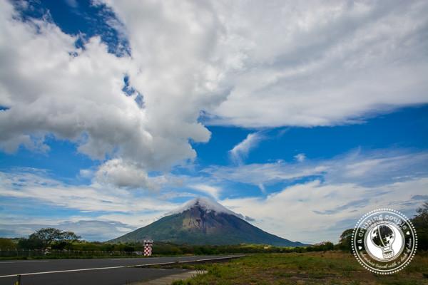 Conception Volcano Isla Ometepe Nicaragua