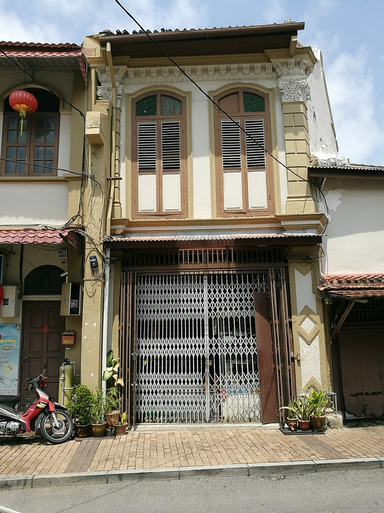 Malacca Melaka Malaysia Truly Asia Colonial Style Photography Old Buildings Architecture Chinese China Town