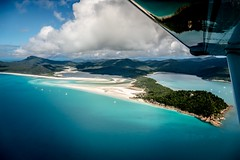 Hamilton Island Float Plane Whitsunday Island & Whitehaven Beach-19