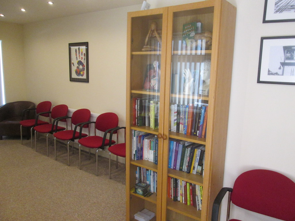 NLP training room