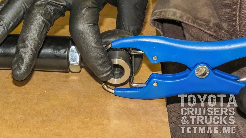 Rokmen Off Road Pro Series Upper Control Arms