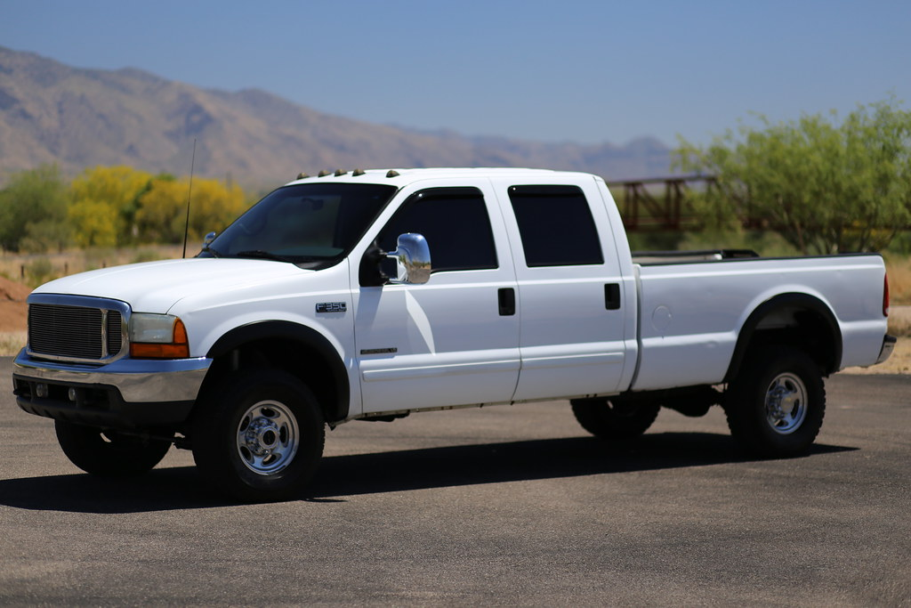 2007 Ford F350 Bulletproof Lariat 4x4 Diesel Truck For ...