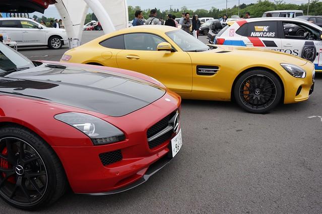 AMG SLS & GTS