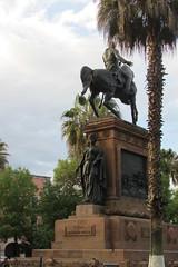 statue of Morelos