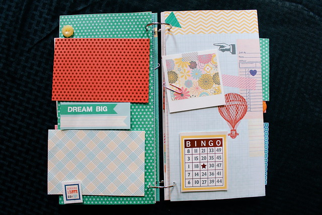 "workspace wednesday / ""sunday afternoon"" paper bag album"