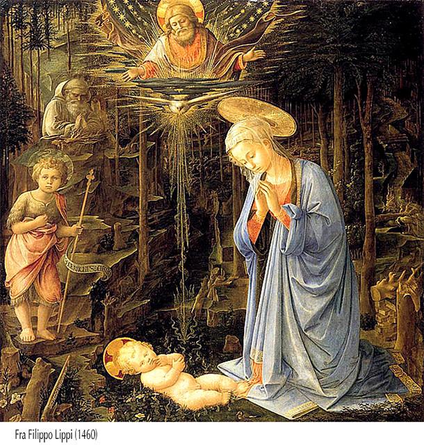 Filippo Lippi 1460