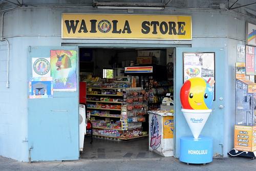 Waiola Shave Ice - Mo'ili'ili - Honolulu