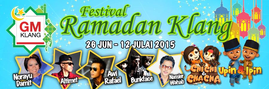 GM Klang - Festival Ramadan Klang 2015