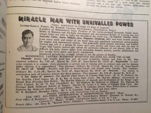 miracle man ad