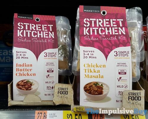 Street Kitchen Indian Food Review Walmart
