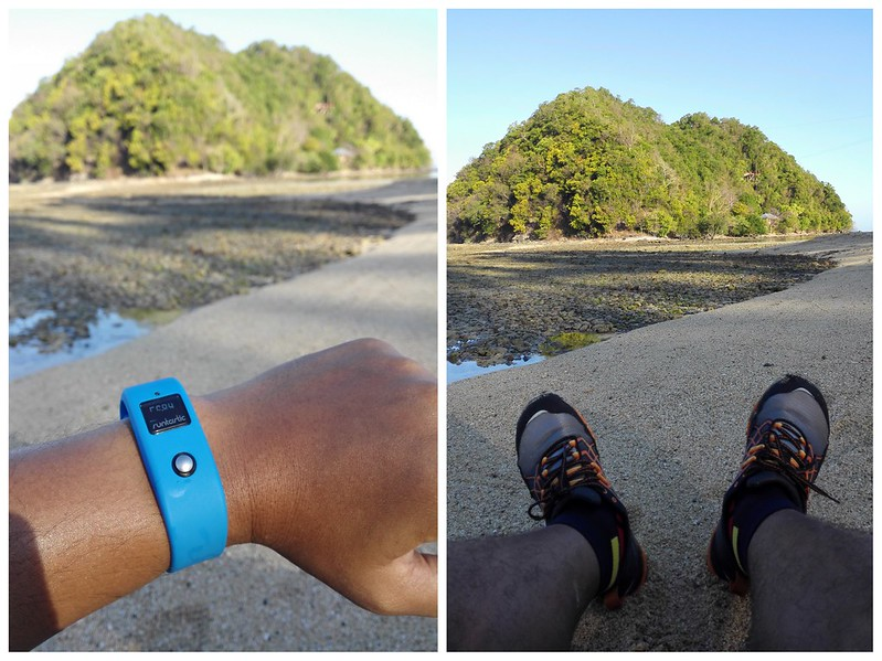 Running with the Runtastic Orbit