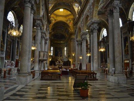 Basilica Santa Maria delle Vigne 1
