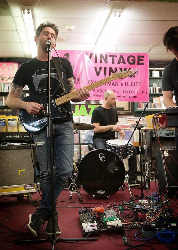 The Antlers @ Vintage Vinyl