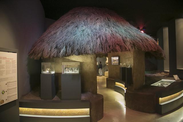 MUPAC- Museo de prehistoria y arqueología de Cantabria