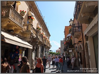 Taormina, אחד מה-אתרים בסיציליה