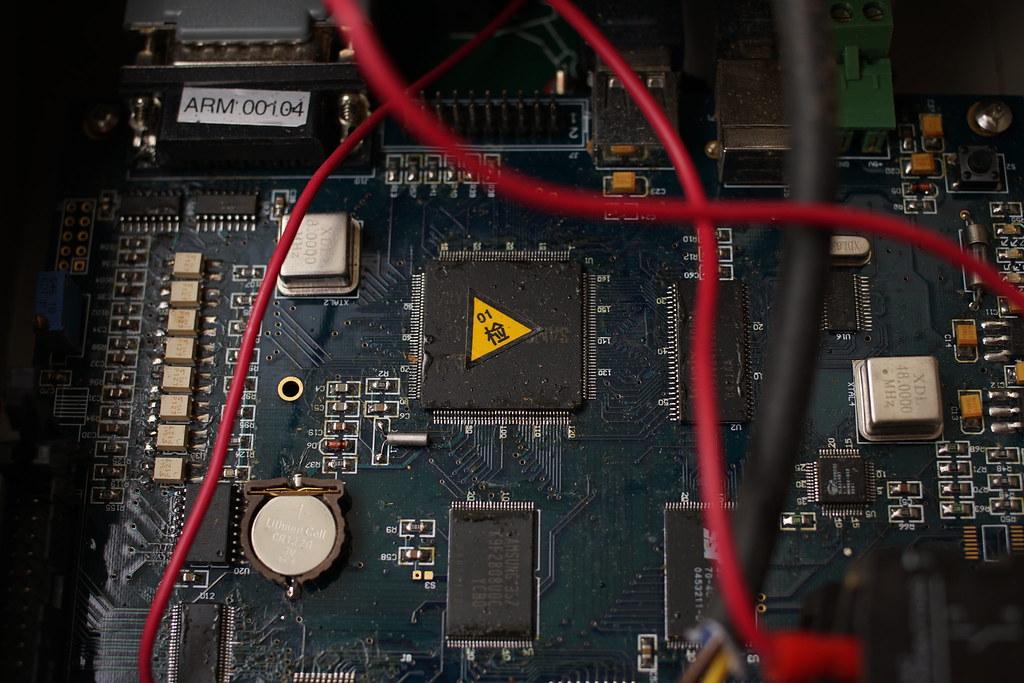 Mesa Linuxcnc