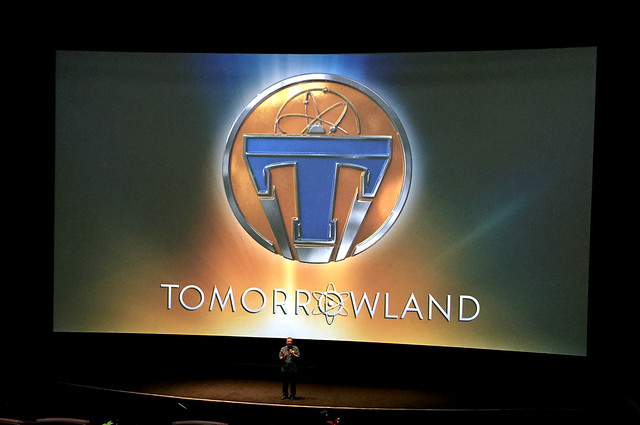Tomorrowland Movie Premiere