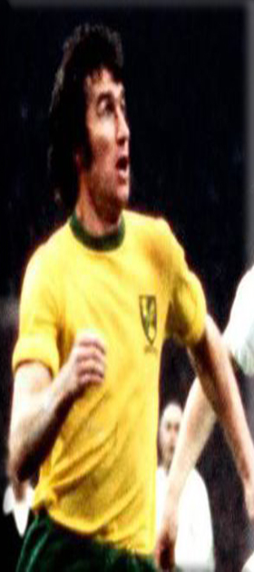picture of Duncan Forbes  Norwich player