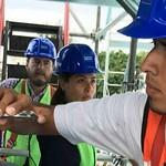 Restauradora de la Minerva contrata hija del presidente de PV