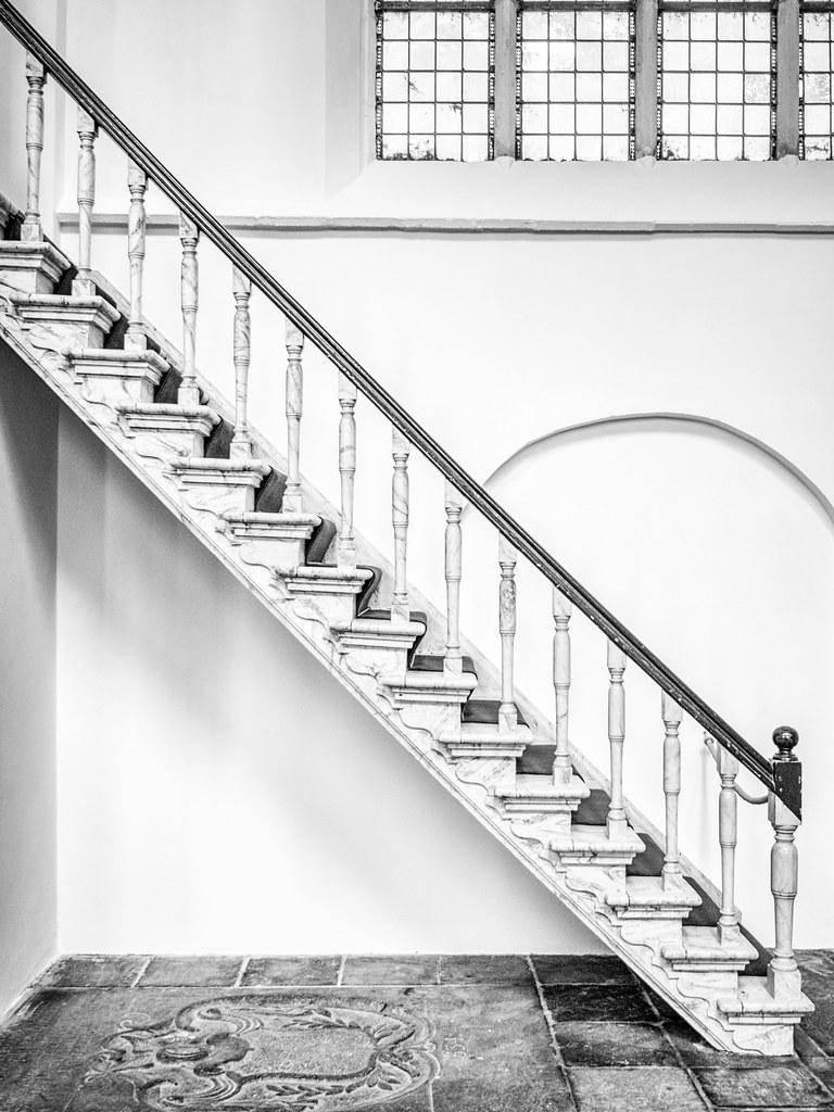 ... Stair Fence Friday   By Peter Jaspers