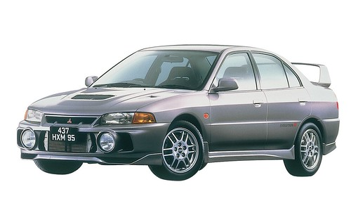 1996-1998 Mitsubishi Lancer Evolution IV - 01 | by Az online magazin